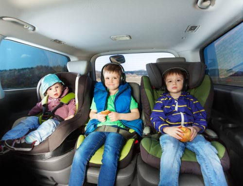 Guidance for Car Seat Safety 2018: American Academy of Pediatrics