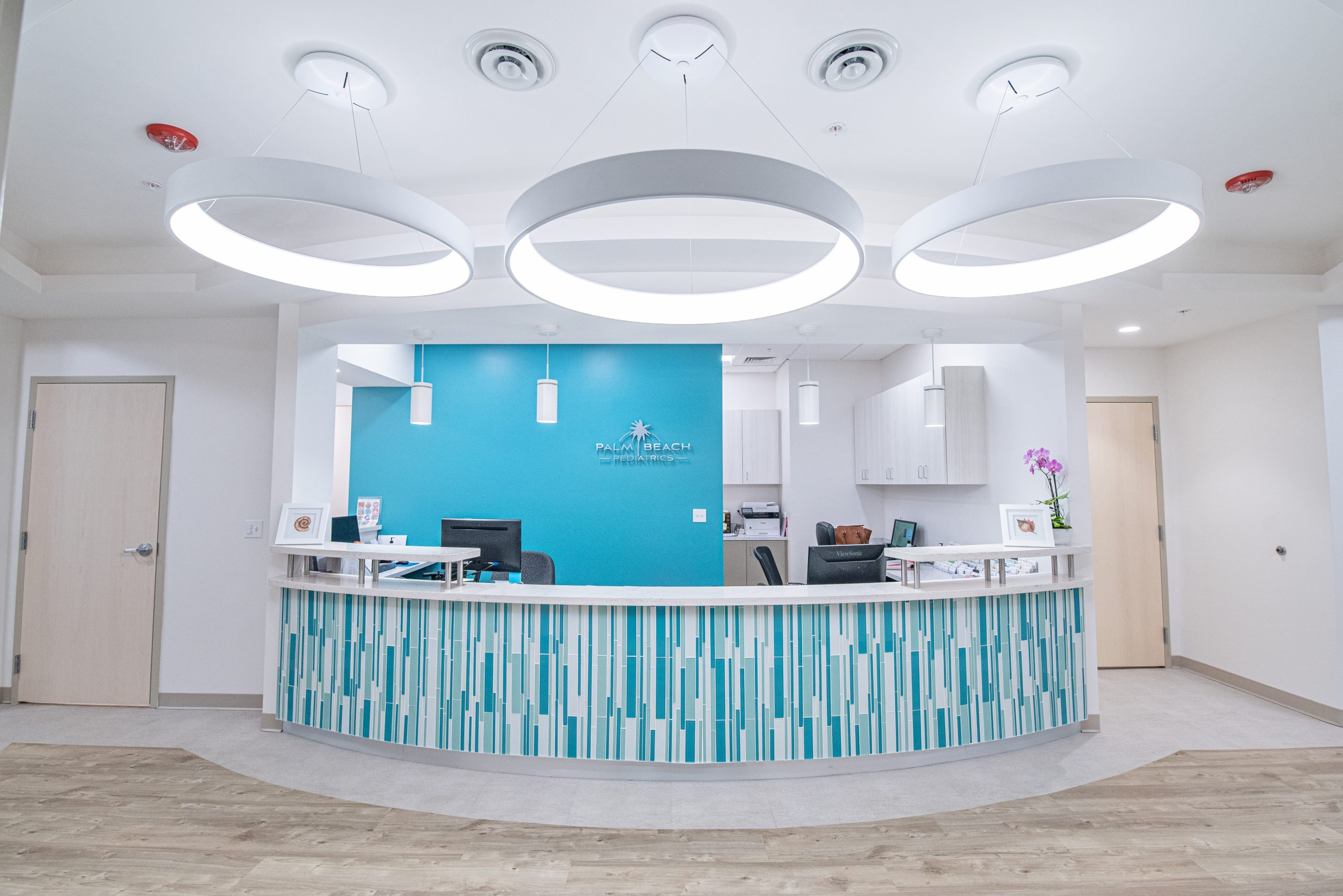 Palm Beach Pediatrics - Boynton Beach Lobby