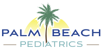 Palm Beach Pediatrics Logo
